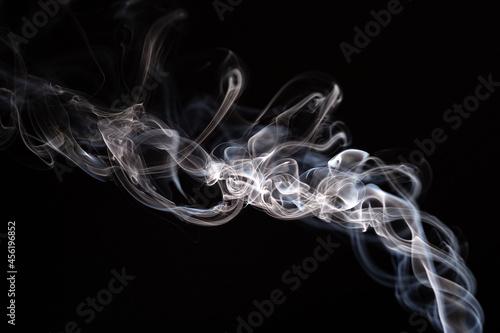 dym, efekt, kadzidło