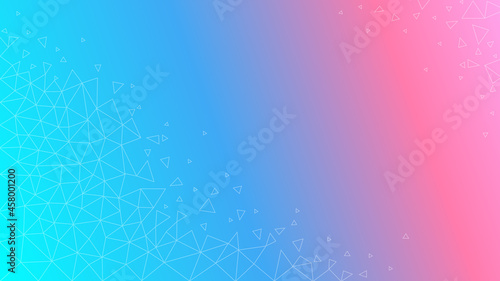 background multicolored smooth modern blue pink element graphik